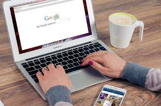 como salir en google