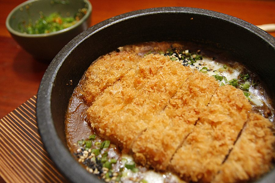 Yabu House of Katsu Katsu Curry Don