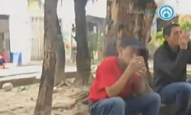 VIDEO, Narcomenudistas ofrecen cocaína de sabores de coco y de uva en Tepito