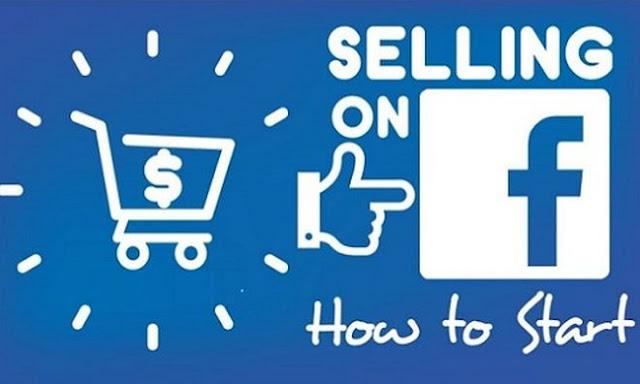 Cách bán hàng Onlne trên Facebook cho người mới bắt đầu