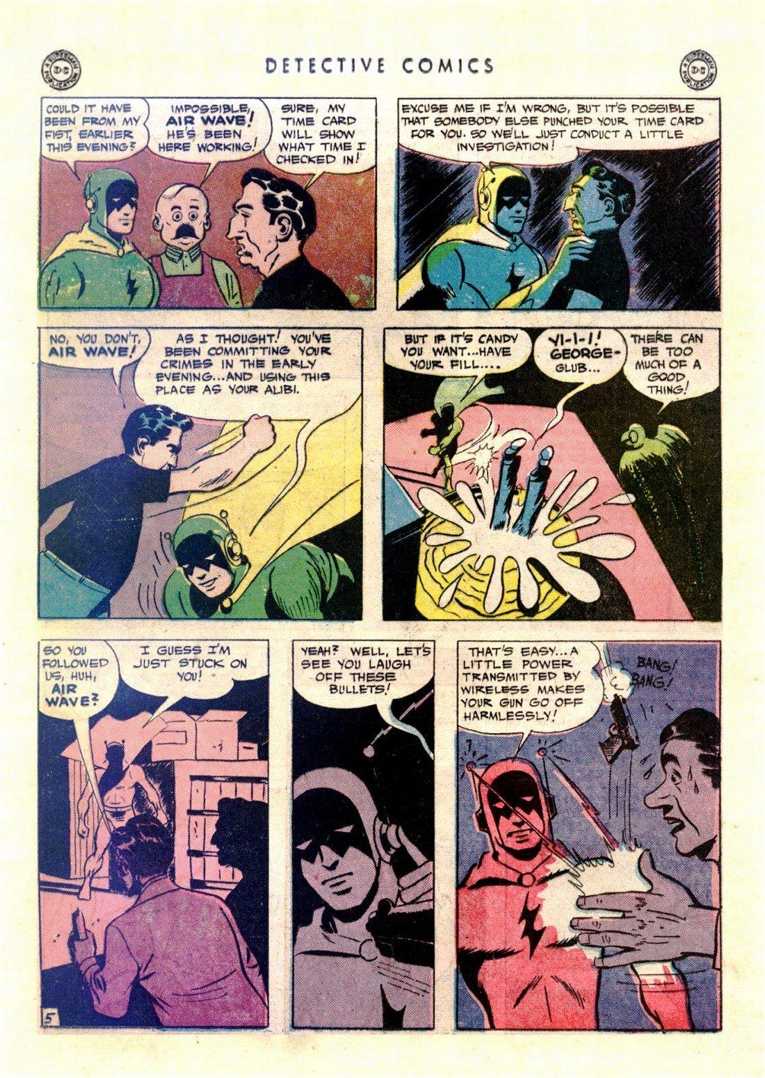 Read online Detective Comics (1937) comic -  Issue #103 - 35