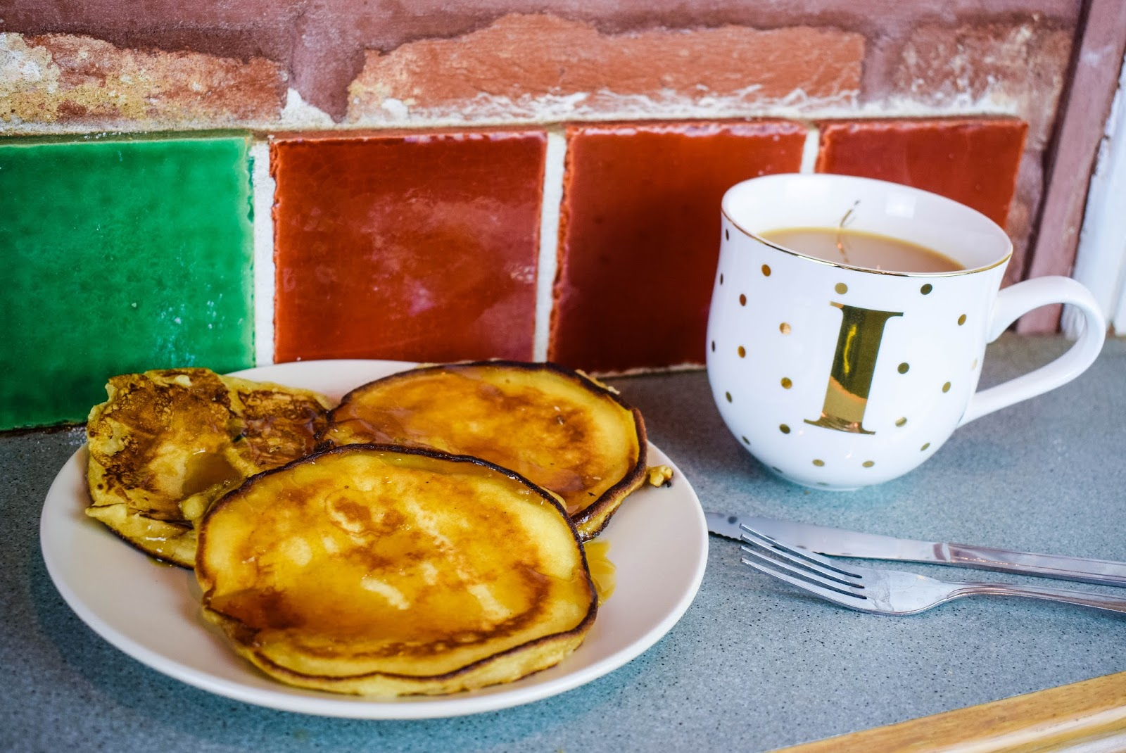 lebellelavie - A little bit of Hygge with Nordic pancakes