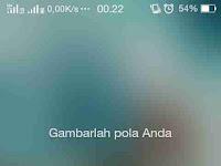 Atasi Android Lupa Pola