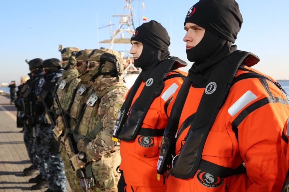 Морська охорона отримала від США спорядження на 29 млн