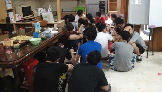 Terlibat penipuan, Polda Sumut bekuk 78 warga Cina