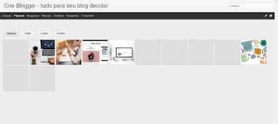 crie blogger templates dinamicos