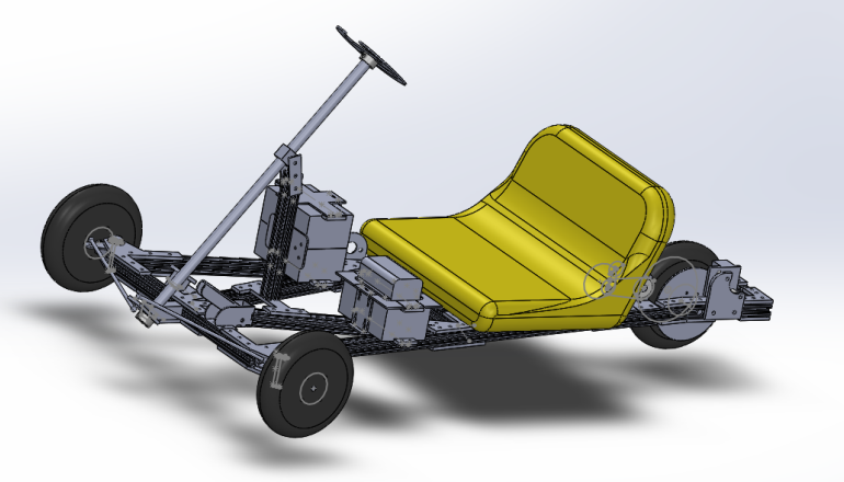 mit department of silly go karts. Black Bedroom Furniture Sets. Home Design Ideas