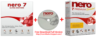 ahead nero free download windows 7