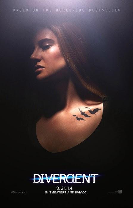 Divergent Poster - Tris
