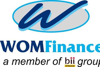 Lowongan Kerja Duri : PT. Wom Finance. Tbk Februari 2017