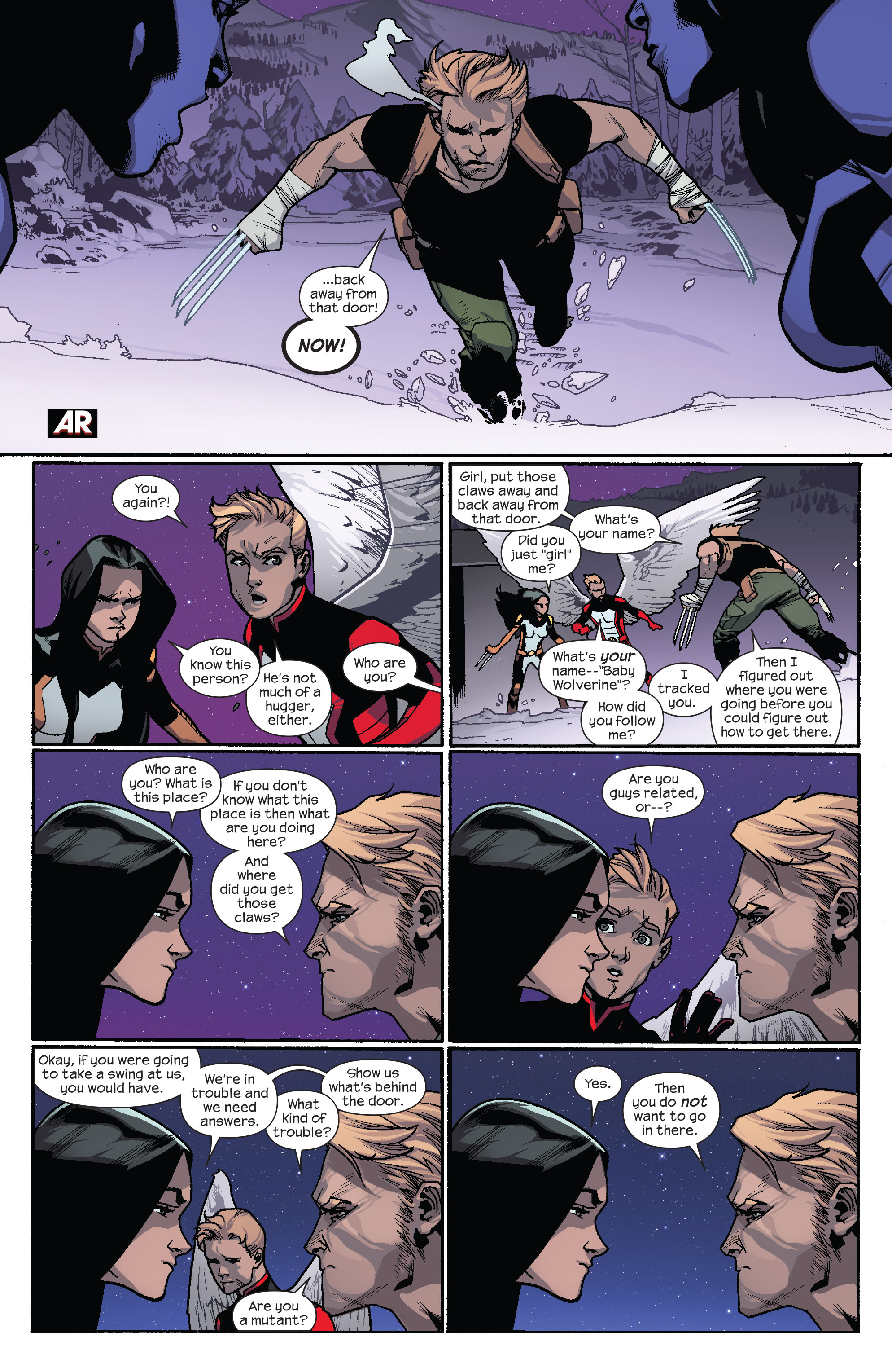 Read online All-New X-Men (2013) comic -  Issue #33 - 10