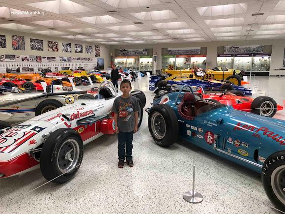 Hawaii Mom Blog Visit Indianapolis Indianapolis Motor