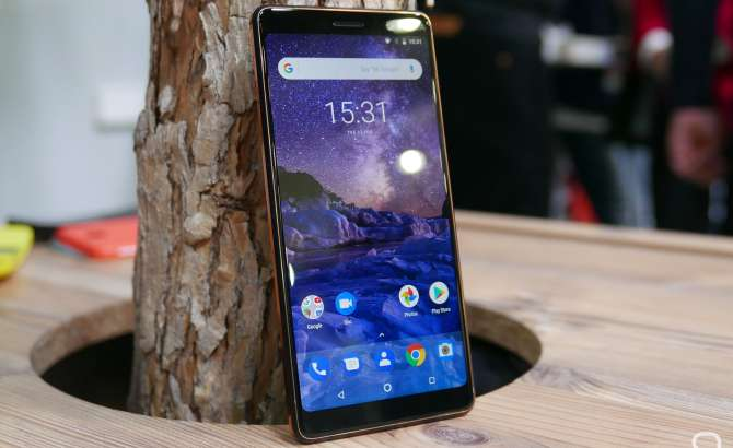 Algunos teléfonos de Nokia enviaron datos personales a China