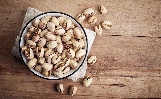 Ήξερες ότι τα φιστίκια Αιγίνης βοηθούν στην απώλεια κιλών;