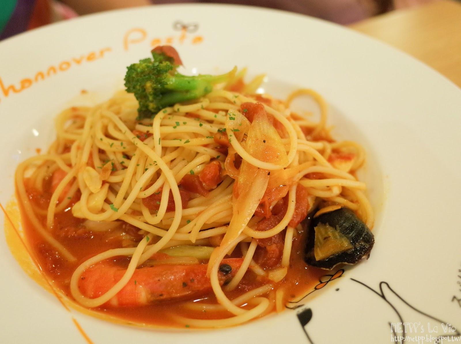 NETPP's La Vie: 【中壢】Shannover pasta。夏諾瓦義大利麵