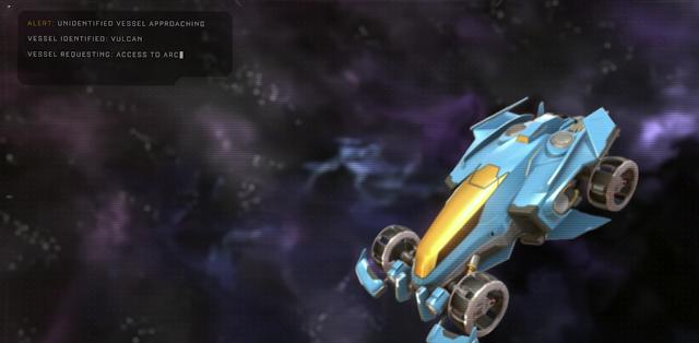 Rocket League presenta un nuevo mapa espacial, coche y pista musical