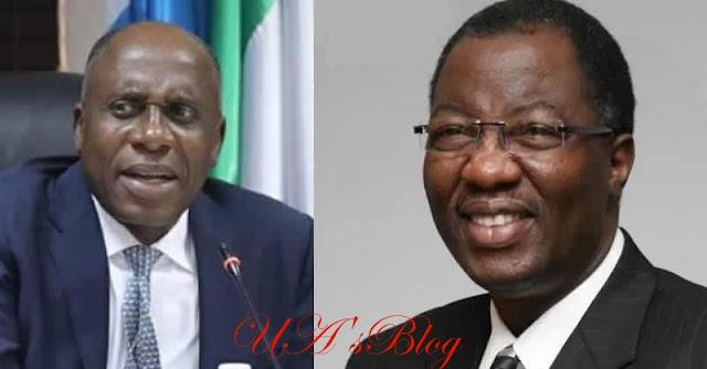 BREAKING: Gbenga Daniel, Rotimi Amaechi in campaign debate