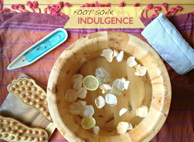Easy Foot Soak Recipes