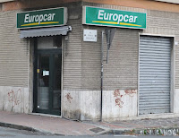 Europcar Car Rental Office, La Spezia, Liguria