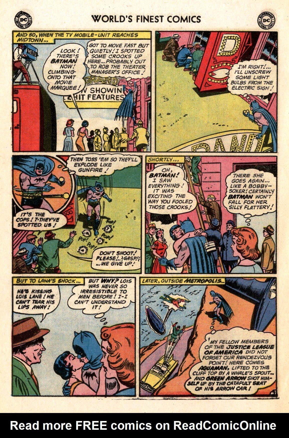 Read online World's Finest Comics comic -  Issue #141 - 30