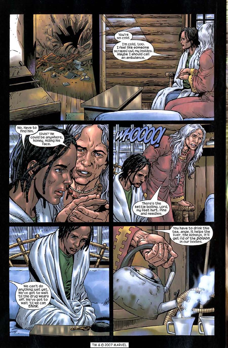 Read online Silver Surfer (2003) comic -  Issue #9 - 28