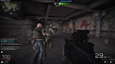 13 Juli 2018 - Metionin 9.0 Black Squad Indonesia Wallhack, Aimlock AutoHS, 1 Hit, Ammo, No Recoil, DLL