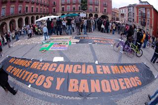 indignados 15-M españa blog popular bogota