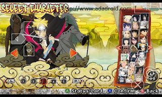 Download Naruto Ultimate Ninja Legacy Road To Boruto Mod CSO