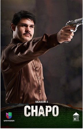 El Chapo 2ª Temporada Torrent -  WEB-DL 720p Dual Áudio