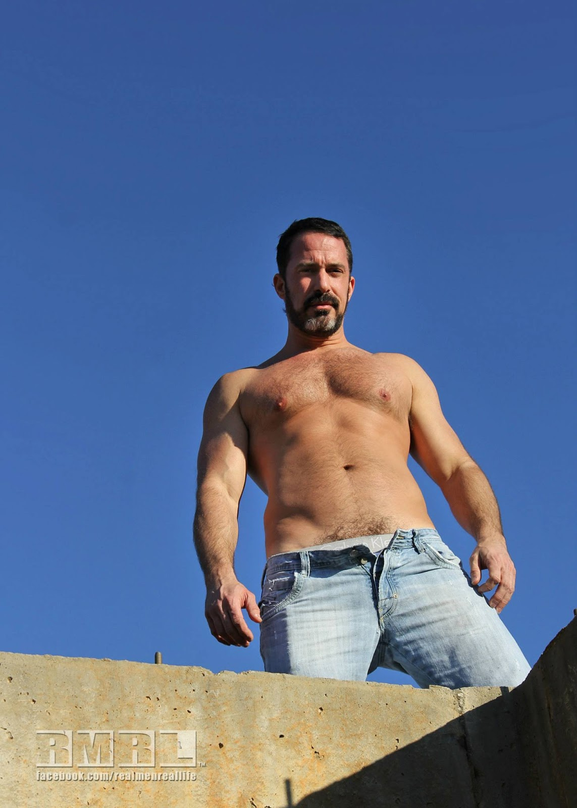 Welcome To My World  The Fuzzy Goodness Of Real Men -6848