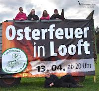 Landjugend Steinburger Geest in Vorfreude auf ihre Osterparty