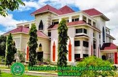 Pendaftaran Secara Online Mahasiswa Baru ( UIN-ALAUDDIN MAKASSAR )