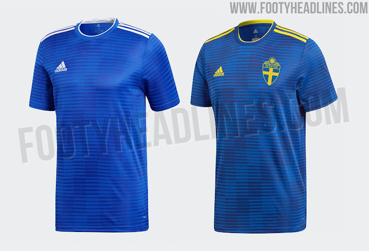 3e6b963c ... which is the brand's main teamwear model for next season and usually  retails at EUR 50, has been used for (at least) the away kits of Algeria,  Belgium, ...