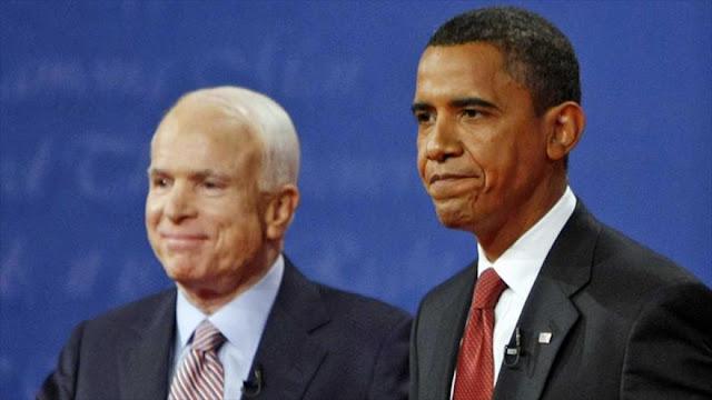 """Enfoque imprudente de Obama en Siria causa desastre estratégico"""