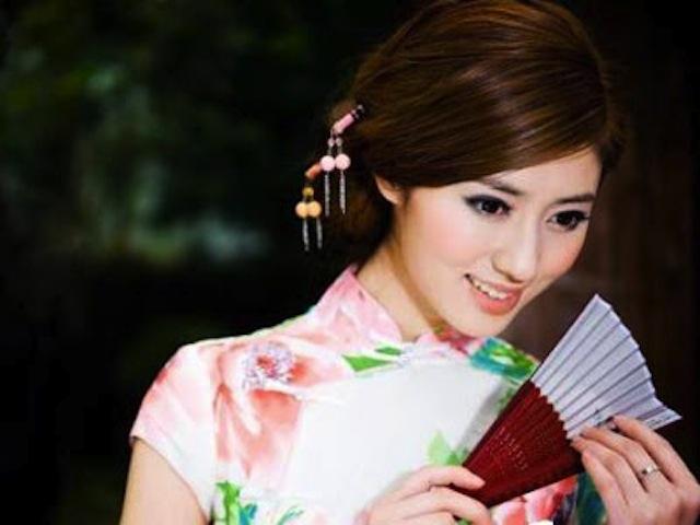Tips Memutihkan Wajah Wanita Cina