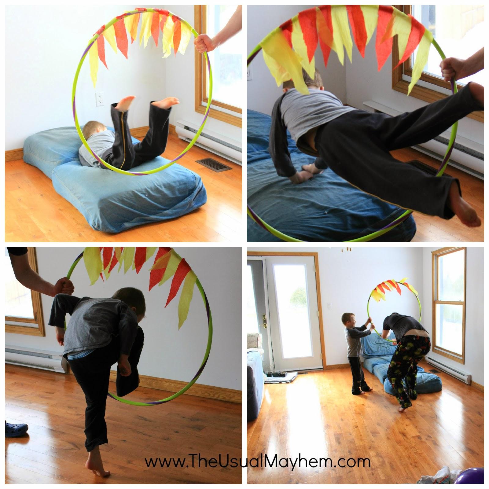 Circus Activities For Kids Part 2