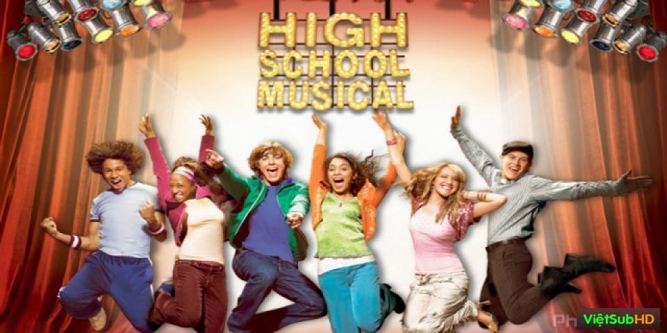 Phim Hội Diễn Âm Nhạc 1 VietSub HD | High School Musical 2006