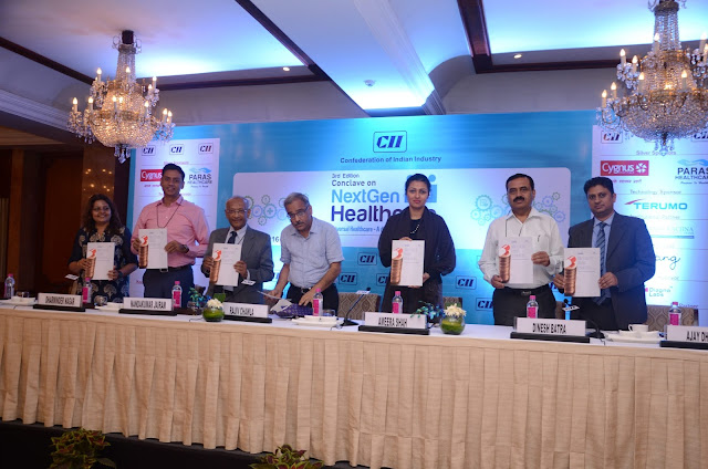 CII Organized the 3rd Edition of the NextGen Healthcare Conclave