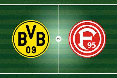 بث مباشر مباراة بروسيا دورتموند وفورتونا دوسلدورف