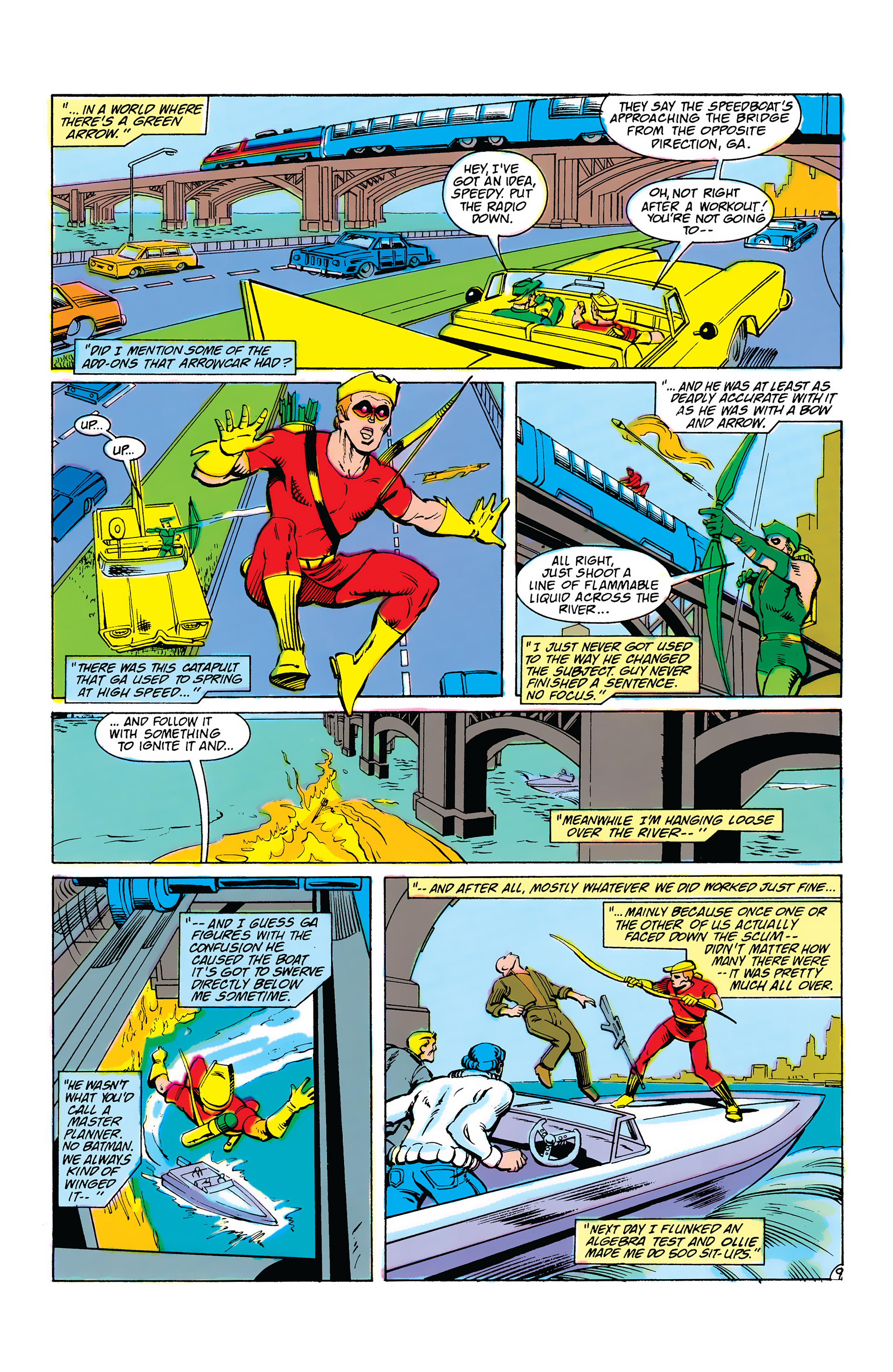 Read online Secret Origins (1986) comic -  Issue #38 - 32