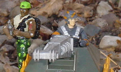 1987 Blocker, Battle Force 2000, Variant