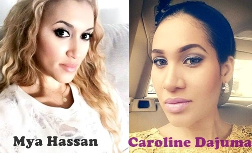 Alleged Mistress of Actress Caroline Danjuma's Billionaire Husband Welcomes Baby Girl (Photos)