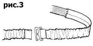 Моделирование бюстгальтера с цельнокроеными чашками