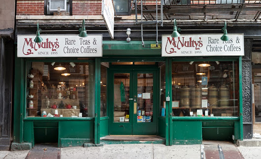 McNulty's Tea & Coffee, Greenwich Village, NYC