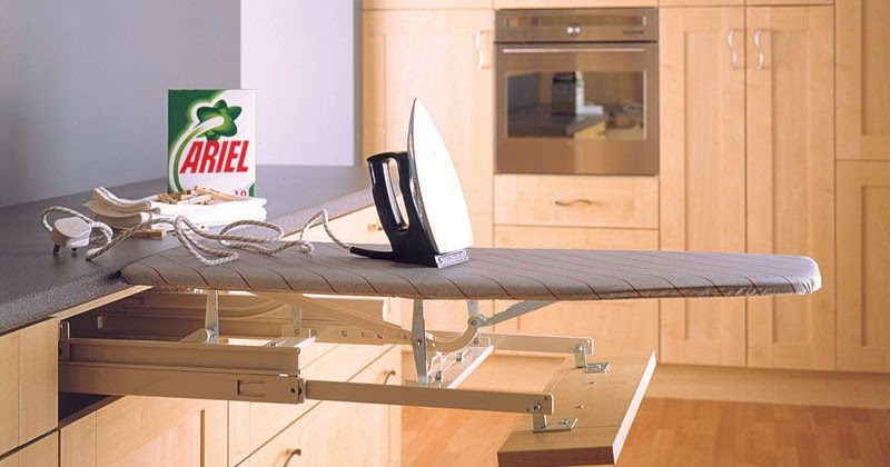 Steam Press Ironing Board Fold Out Ironing Board Installation