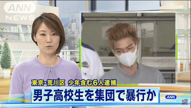 """Um rapaz de 15 anos foi brutalmente espancado em Tokyo, por se recusar a chamar seus colegas de """"senpai"""""""