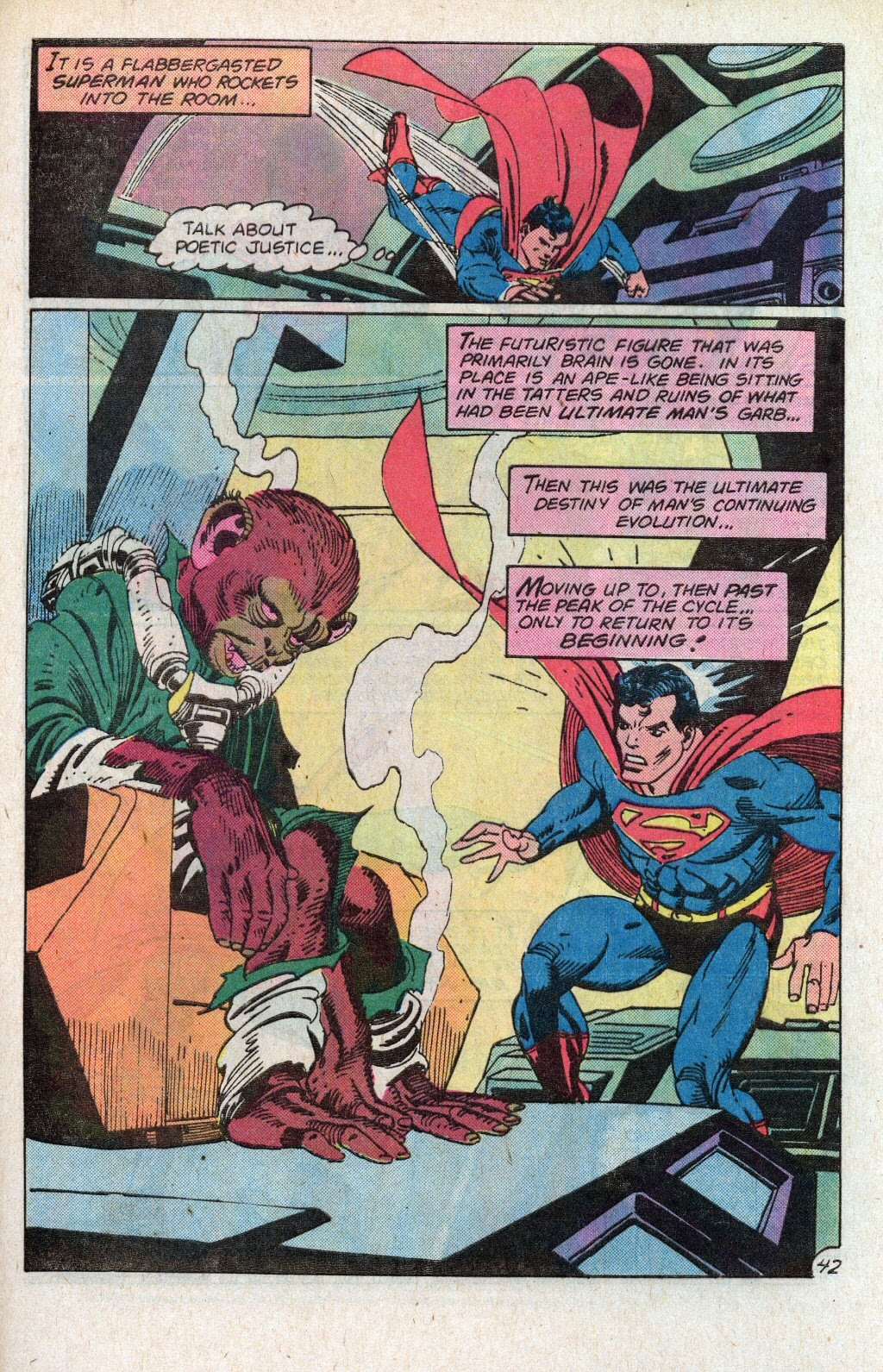 Read online Superman Special (1983) comic -  Issue #1 - 49