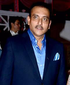 Indian cricket team coach Ravi shastri