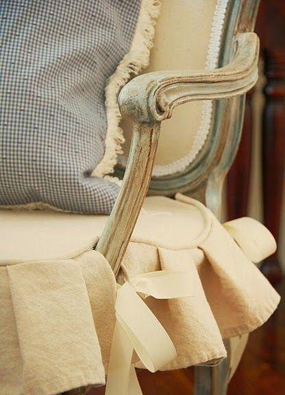 Ιδέες για Βάψιμο - Τεχνικές Παλαίωσης σε Καρέκλες