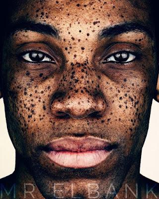Green Pear Diaries, fotografía, retratos, Brock Elbank, Freckles
